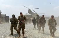 مجهولون يهاجمون القاعدة الامريكية بدير الزور في سوريا