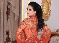 الفنانة السورية رنا الأبيض تطلب الطلاق
