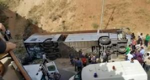 حادث إربد ..  3 سوريات بين الوفيات والمصابون يتماثلون للشفاء