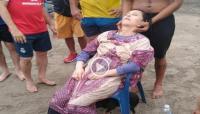 العثور على امرأة مفقودة منذُ عامين تطفو في البحر (صور وفيديو)