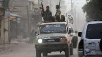 المعارضة السورية تخطط لإنشاء حكم ذاتي على الحدود الاردنية