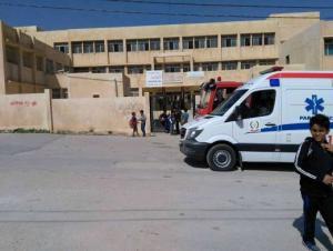 مادبا ..  الدفاع المدني يحرر طلبة احتجزوا داخل مدرسة