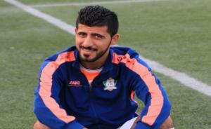 الوحدات يوافق على إعارة أحمد هشام للجهراء الكويتي