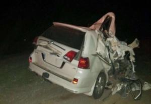 وفاة 4 اردنيين من عائلة واحدة بحادث تدهور في السعودية