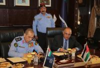 اتفاقية تعاون بين مديرية الأمن العام ووزارة الثقافة