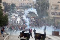 جرحى برصاص جيش الاحتلال شرق قطاع غزة