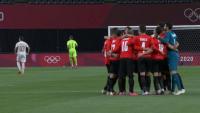 معاقبة لاعب منتخب مصر بسبب فتاة في طوكيو