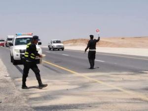 تعميم خاص لسائقي الصحراوي