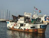 تأجيل انطلاق أسطول الحرية لكسر الحصار عن غزة