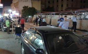 توقيف 52 شخصاً من أصحاب البسطات في إربد
