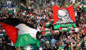 لماذا رفع مشجعو سلتيك العلم الفلسطيني؟