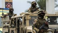 الداخلية المصرية: مقتل 11 مسلحا بالعريش
