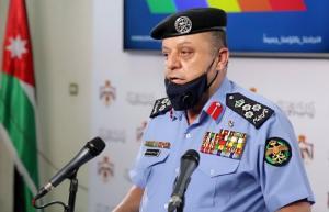 العميد الدباس : رقابة الكترونية على المخالفين يوم السبت