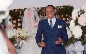 """ستيني اردني يخطف صديقة """"جاستين بيبر"""" ويتزوجها ( صور )"""