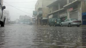 54 ملم كمية الأمطار في عجلون