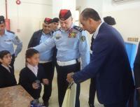 إدارة السير تقيم إفطارا بجمعية دار الأيتام الأردنية (صور)