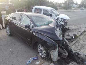 وفاتان بحادث مروع في مادبا