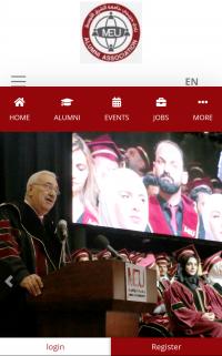 """""""الشرق الأوسط"""" تطلق تطبيق لخدمة الطلبة الخريجين"""