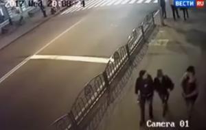 ابنة مليونير تقتل (6) اشخاص دهسا (فيديو)