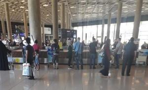 الأردنيون العالقون في اسطنبول يصلون عمان