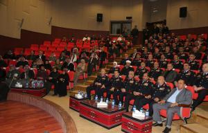 مديرية الأمن العام تحتفل بيوم الشرطة العرب