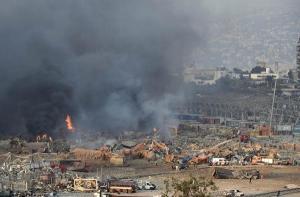 """الخارجية لـ""""جراسا"""": اصابة اردنيين بانفجار بيروت"""