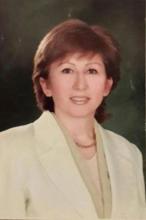 """المحامية سحر  الشيشاني مرشحة المقعد الشيشاني لـ"""" الأولى الزرقاء"""""""