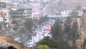 جميع الطرق في عمان سالكة