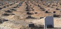 نبش 4 قبور وإخراج جثث في اربد
