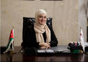 د. تمارا يعقوب ناصر الدين عضوا في مجلس محافظة العاصمة