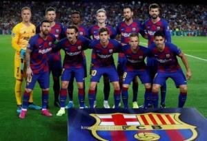 برشلونة يعلن عن إصابة أحد لاعبيه بفيروس كورونا