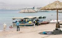 قوارب نقل الزوار في العقبة بلا وسائل سلامة عامة