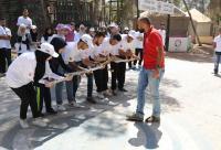 """""""اورنج"""" تدعم تدريب مبادرة حقق في جامعة آل البيت"""