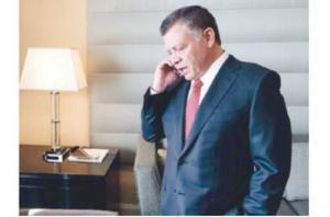 الرئيس الفلسطيني يثمن الغاء الملك زيارته لرومانيا نصرة للقدس