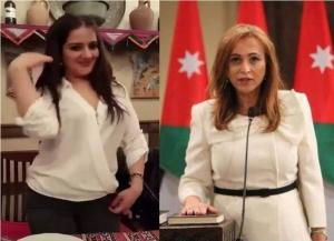 حقيقة فيديو وزيرة الثقافة (صورة وفيديو)