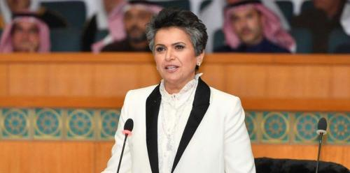 برلمانية كويتية تطلب الإذن من الشعب لأخذ إجازة