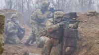 """""""الدفاع الأمريكية"""" تستعد لنشر قواتها على خلفية الاحتجاجات"""