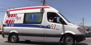 اجراء عملية ولادة داخل سيارة اسعاف في المفرق