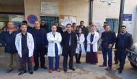 الأطباء الفلسطينيون يواصلون إضرابهم الجزئي