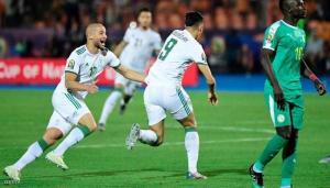 الجزائر تهزم السنغال وتتوج بلقب أمم أفريقيا 2019