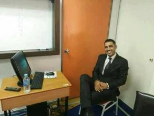 تهنئة لـ الدكتور علي راتب العوامرة العبادي