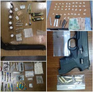 القبض على 23 مروجا للمخدرات (صور)