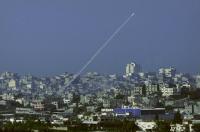 سقوط صاروخ قرب مستوطنة شعر هنيغف