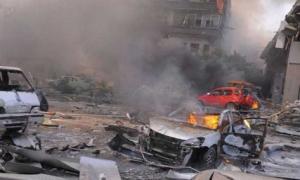 مقتل 3 مدنيين اثر هجوم بسيارة مفخخة في اعزاز