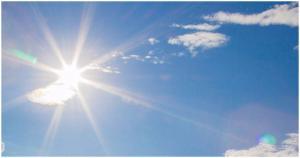 ارتفاع على درجات الحرارة الجمعة