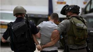 حملة اعتقالات تطال 14 فلسطينيا