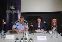 """الملكية الأردنية للأفلام و الأمن العام يجددان العمل بمشروع """"السينما للجميع"""""""
