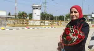 انتظرت خطيبها 18 عاما في سجون الإحتلال (فيديو)