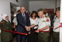 """""""الإسكان"""" يتبرع بجهاز تكسير الحصى لمستشفى الملكة رانيا للأطفال"""
