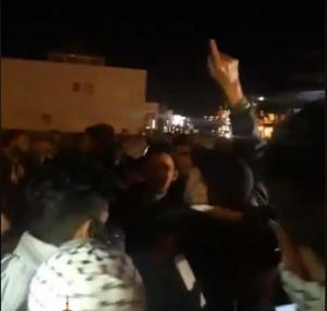 لليوم السادس ..  استمرار الاحتجاجات امام السفارة الامريكية